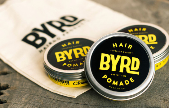 TWE BYRD pomade, Alfred's Apartment