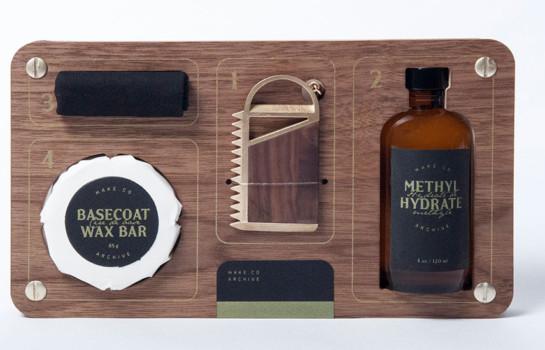 TWE Surfboard Grooming Kit