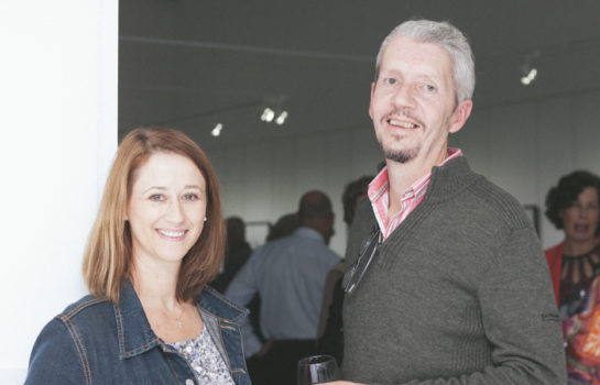 Maria Haak & Steven Fudge