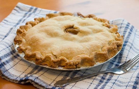 TWE apple pie recipe