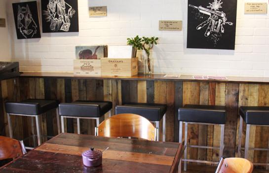 TWE Pallet Bar & Brew, West End