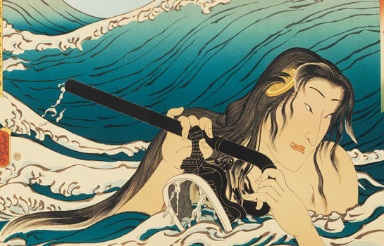 TWE Hanga: Modern Japanese Prints at QAG