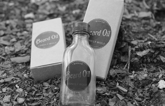 TWE Lonely Wolf beard oil