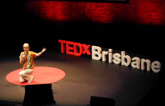 TEDx Brisbane 2014 – Bob Downe