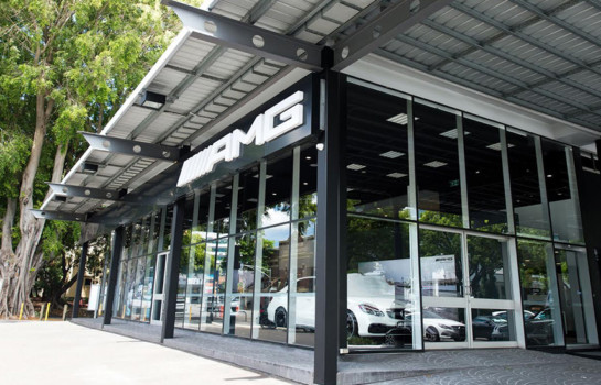 Mercedes-Benz opens new AMG Performance Centre