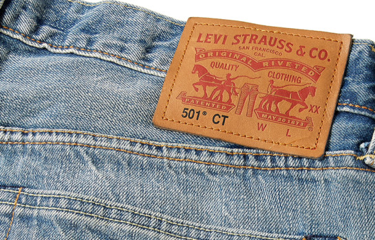 Levi's update some classic denim with the help of MR PORTER