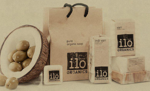 Give your skin some loving with handcrafted soap from ilo Organics