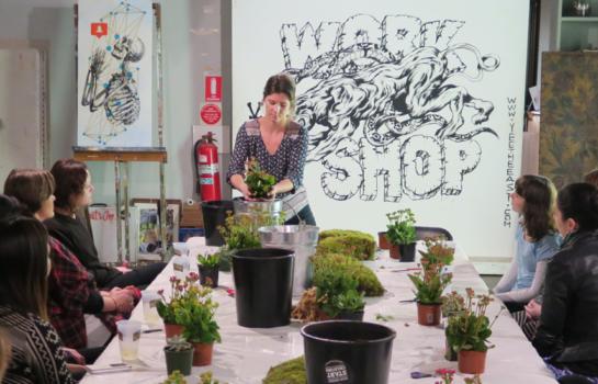 Work-Shop brings creative community classes to Brisbane