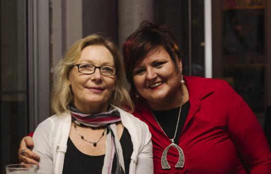 Tanya & Carolyn
