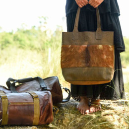 Discover skilfully crafted leather bags and accessories at Indepal