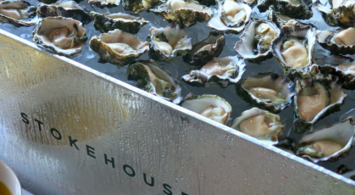 Oyster Hour at Stoke Bar