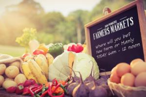 Jan Powers Manly Farmers Markets