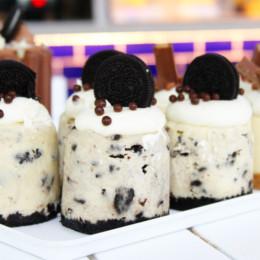 Treat yo'self at Damian Griffiths' South Bank dessert precinct
