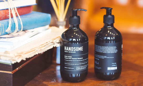 Upgrade your skincare regime with some goods from Handsome