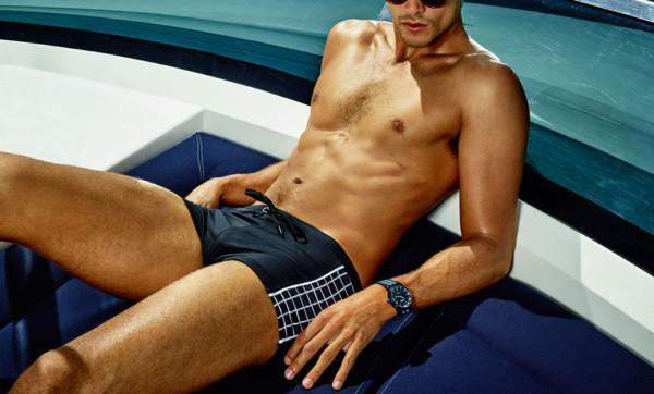 JETS MAN unveils a new range of eye-catching swim shorts