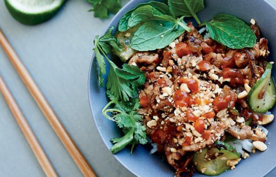 Cook up this easy Vietnamese caramelised pork