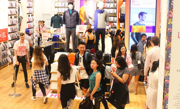 UNIQLO opens second Brisbane store on Queen Street Mall