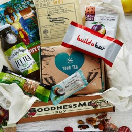 Get your fix of nutritious treats with GoodnessMe Box
