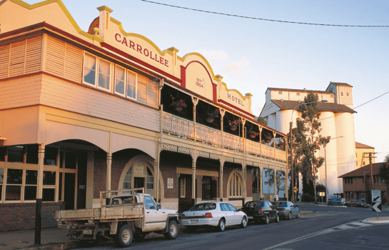 The Roadtrip Series: travel through the Booie Ranges to the thriving city of Kingaroy