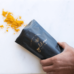 Add a brighter touch to your morning with Golden Grind