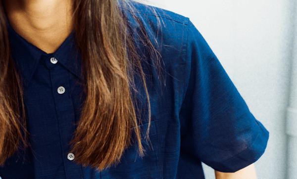 Seeker X Retriever fashions handmade gender-neutral garments
