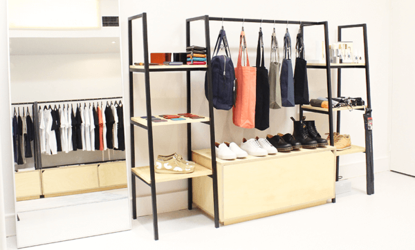Contra offers clean contemporary fashion at Adelaide Street boutique