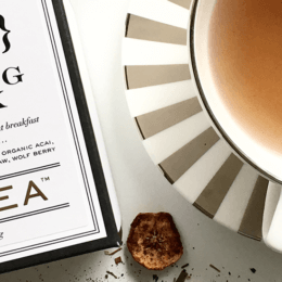 Sip on some bespoke botanical teas from Deitea Tea