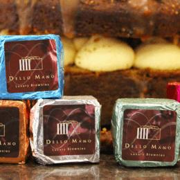 Iconic brownie spot Dello Mano opens second dessert destination
