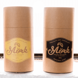 Warm up this winter with a mug of hot chocolate from Mörk
