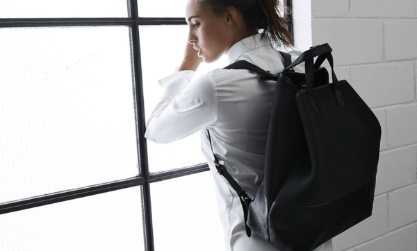 Sling a stylish backpack or tote from Xander Studio over your shoulders