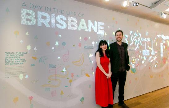 100% Brisbane launch
