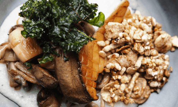 Vintaged Bar + Grill goes vegan with a new menu