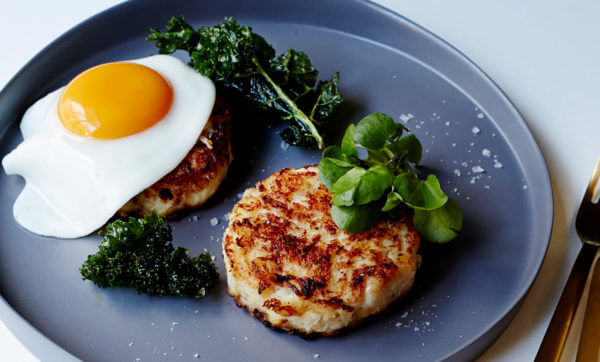 Get a taste of London with Shannon Bennett's bubble and squeak