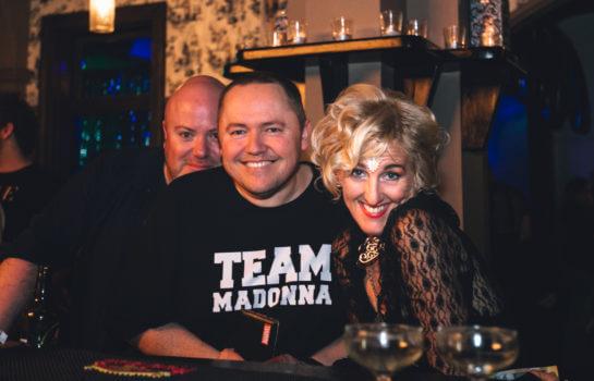 Annual Brisbane Madonna Party
