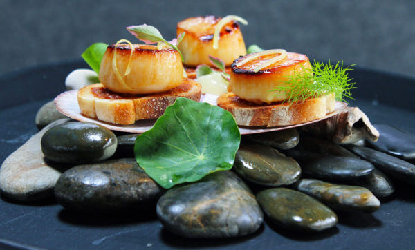 Art and food collide at Spring Hill's Tumbling Stone