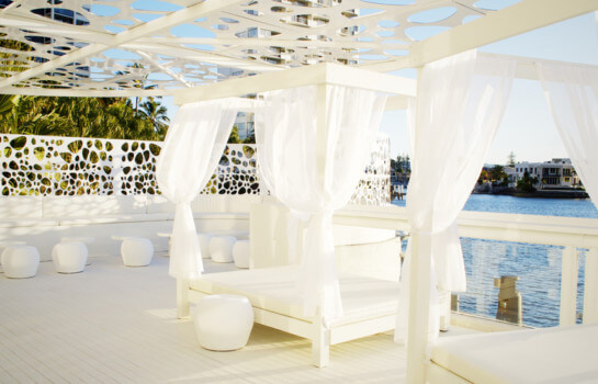 Cocoon Ultralounge Bar Dining