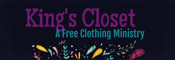 King's Closet (Clothes Giveaway) | Griffith Avenue Baptist