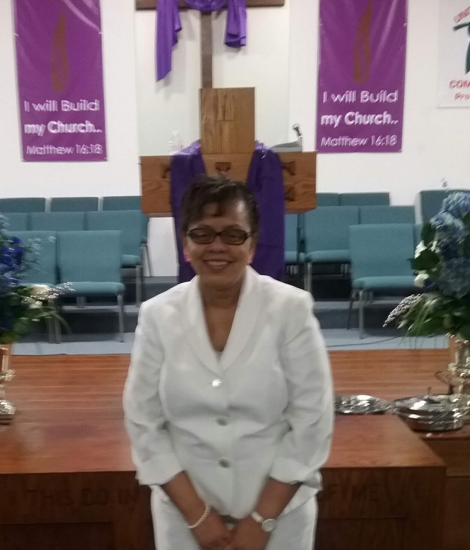 Debra Palms, Director of Biblical Counseling and Spiritual Formation