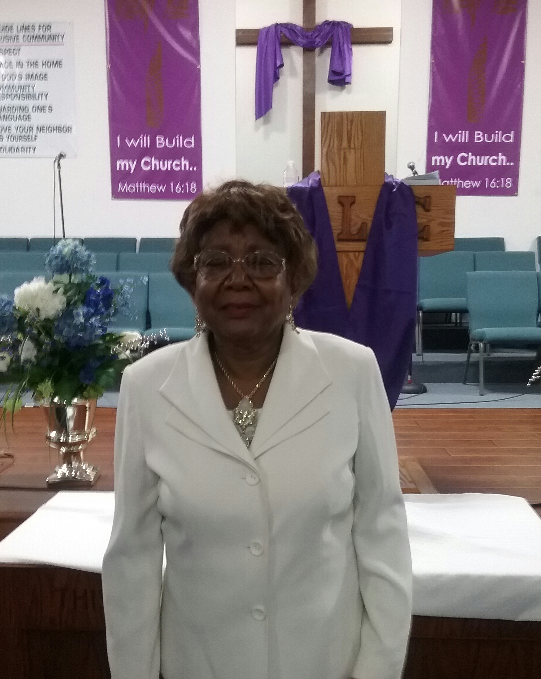 Deaconess Camille Cook