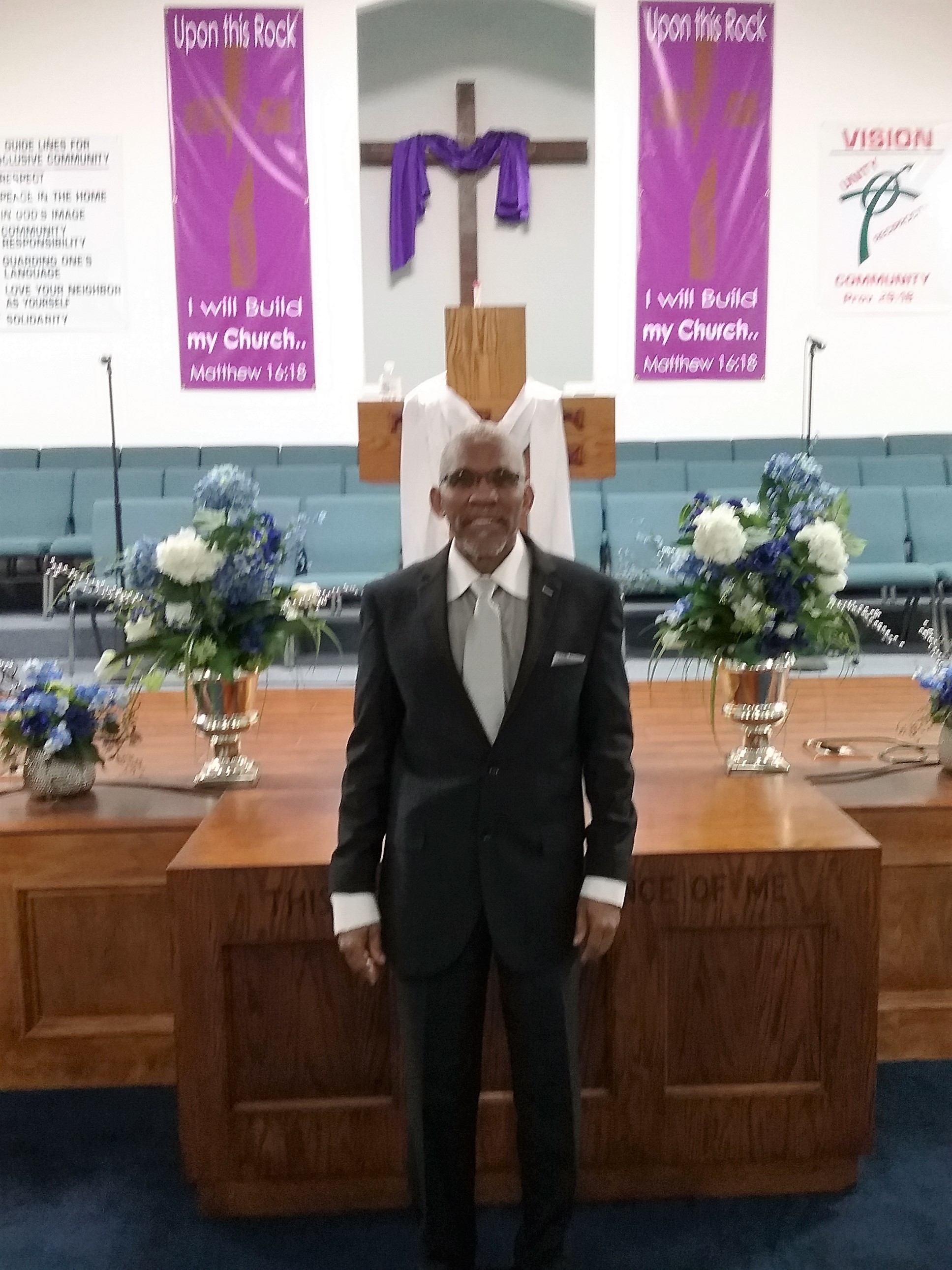 Deacon Melvin Johnson