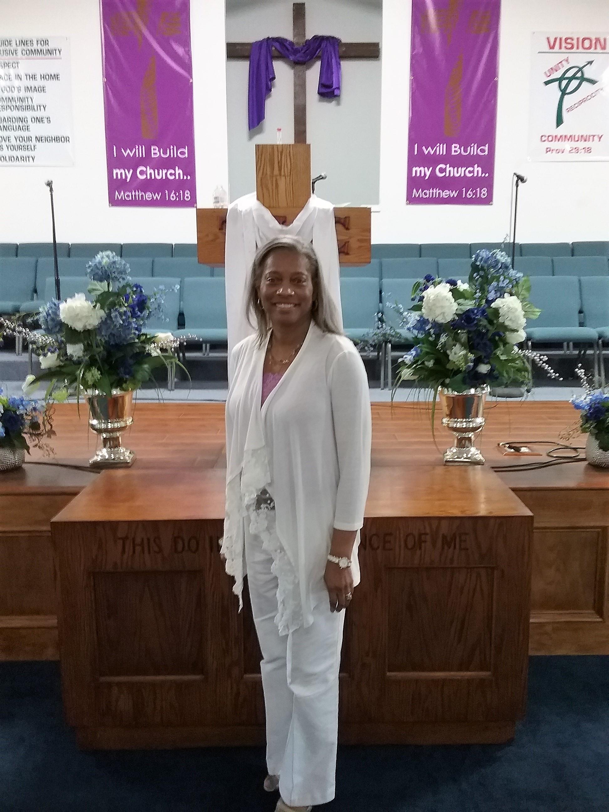 Deaconess Myra Smith