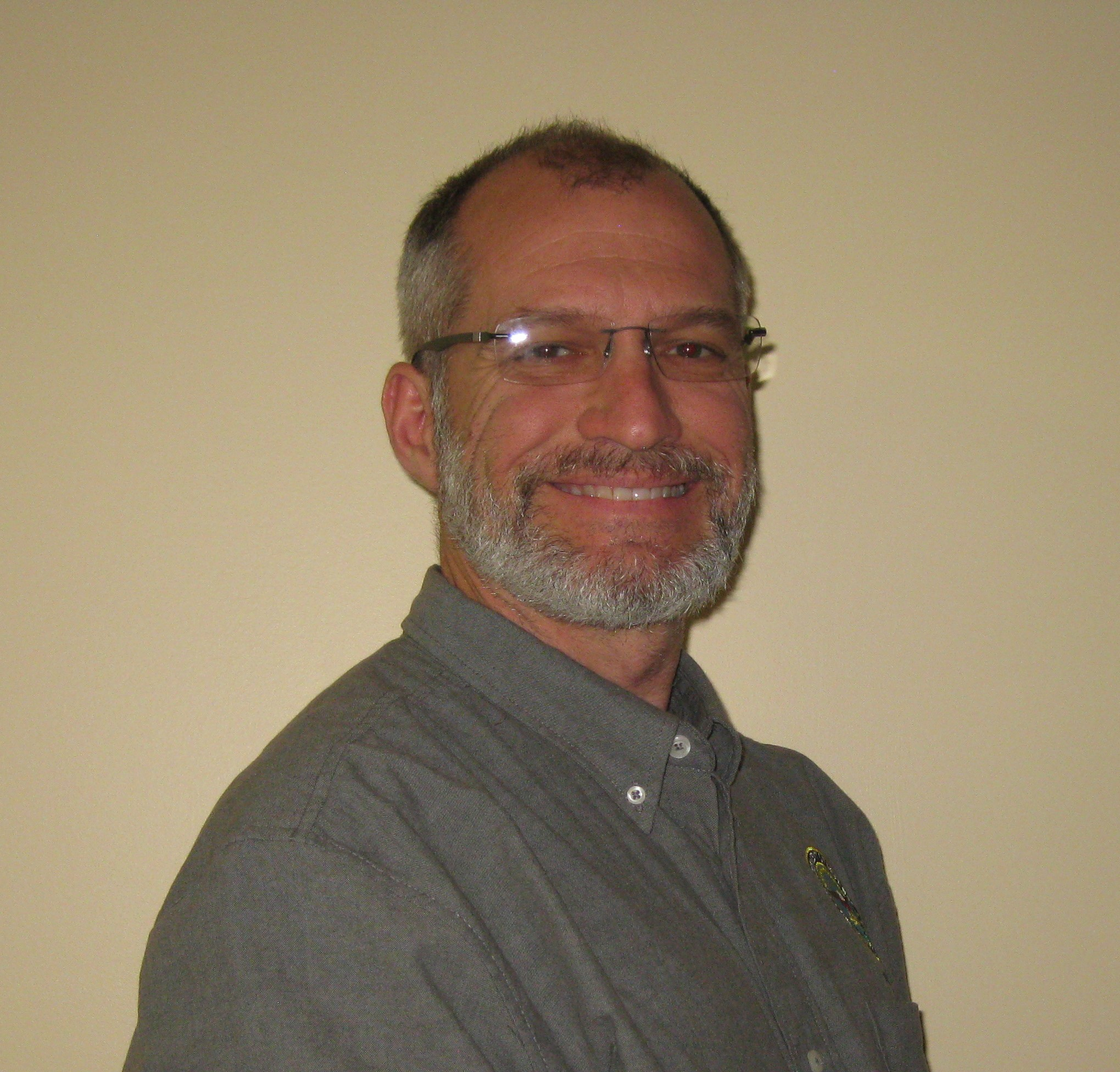 PASTOR: Brother Tim Morgan