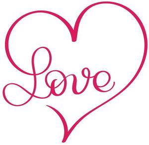 Loveheart-medium