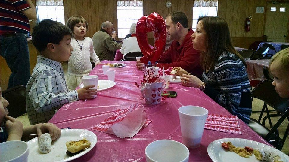 Valentines fellowship original