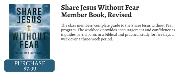 Products | Share Jesus Without Fear