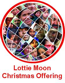 Lottie Moon Christmas Offering for International Missions