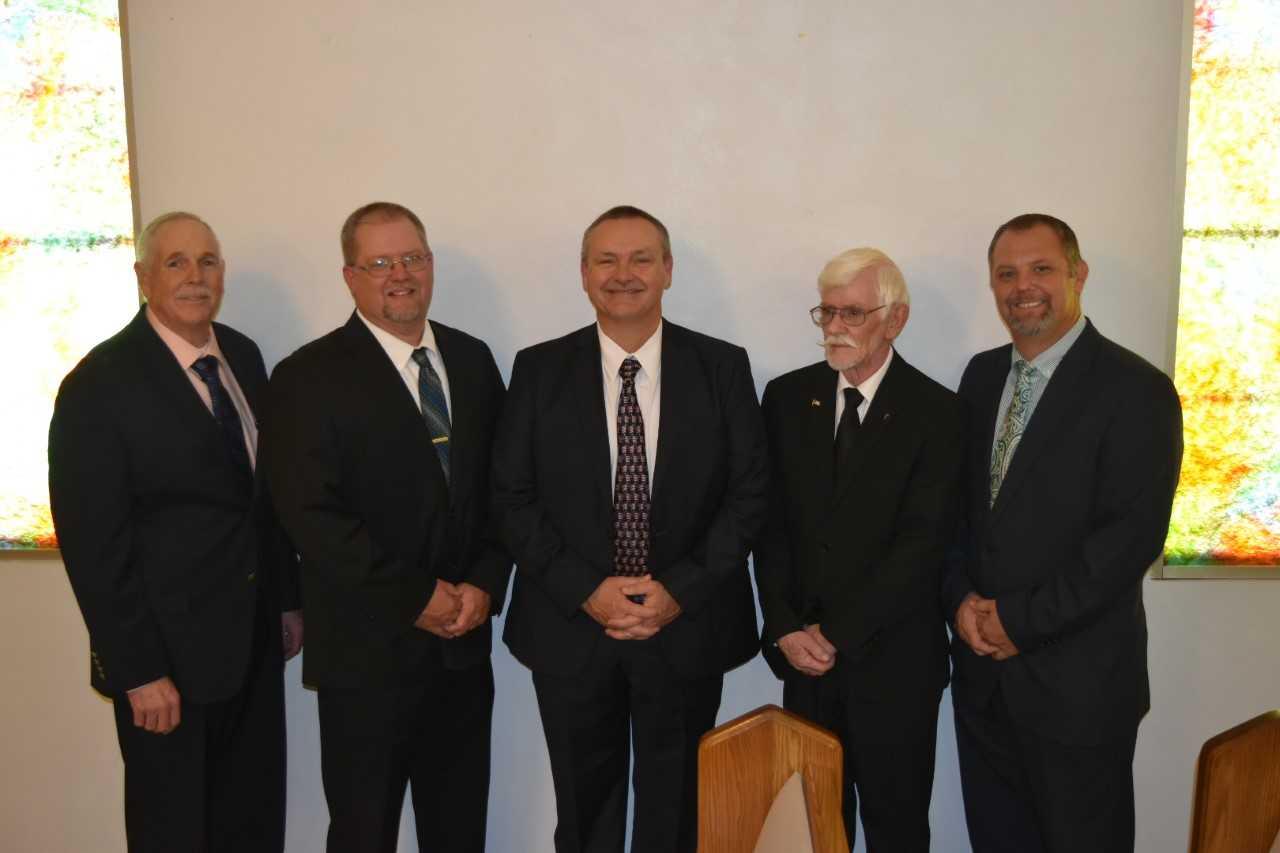Senior Pastor, Associate Pastor & Deacon Board