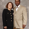 Pastor Harold and Tina Moore