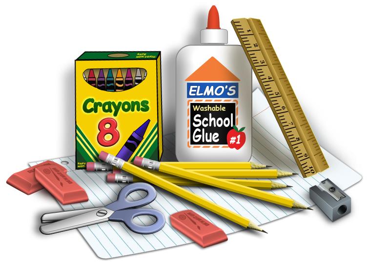 School supplies 2021 original
