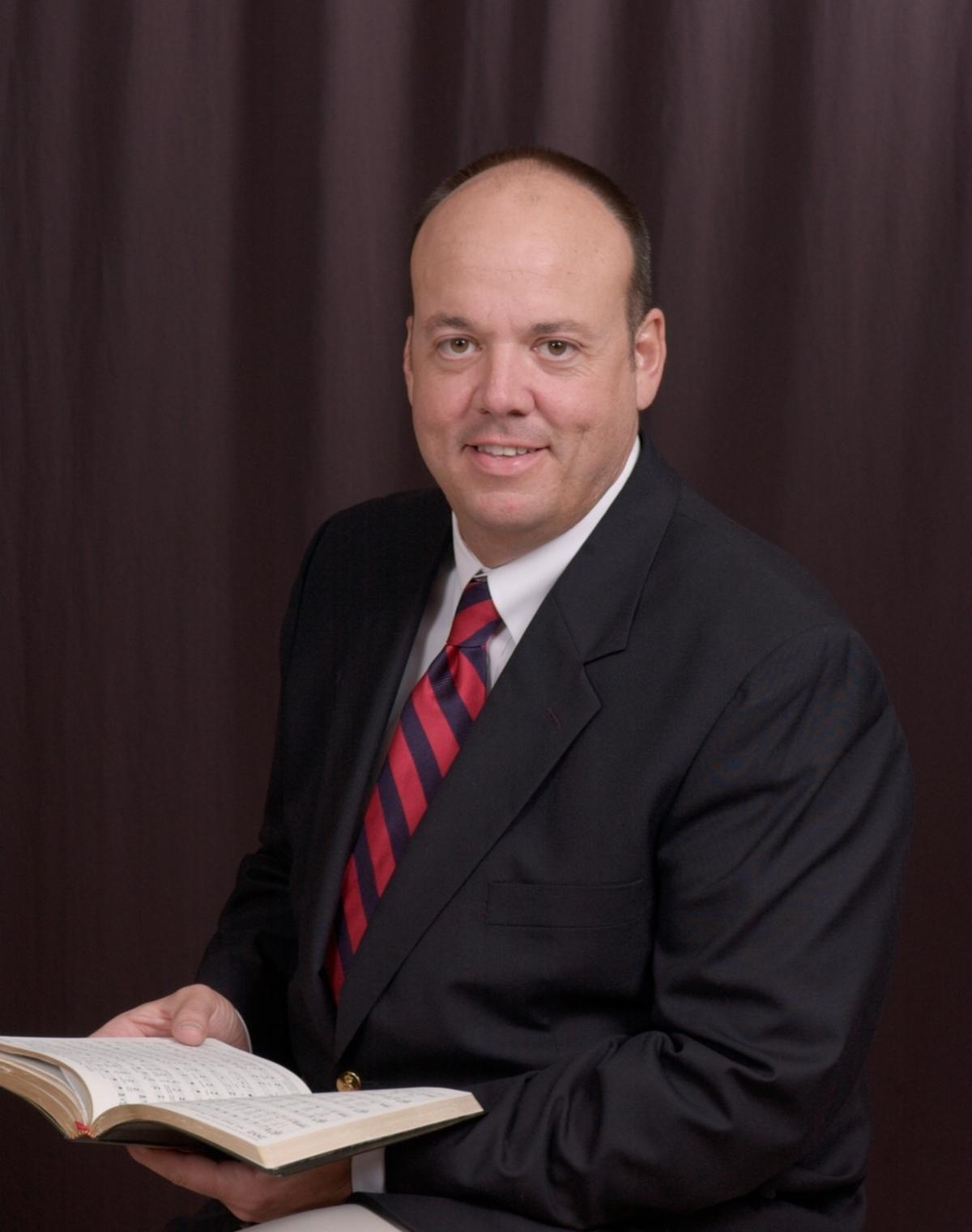 Scott Gaddis - Music Minister